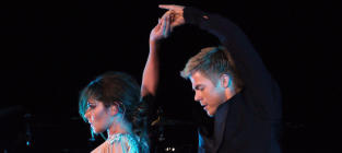 Cheryl Cole and Derek Hough: Back On!