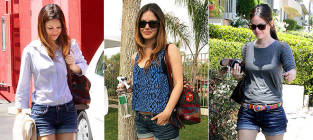 Celebrity Fashion Face-Off: Rachel Bilson vs. Leighton Meester