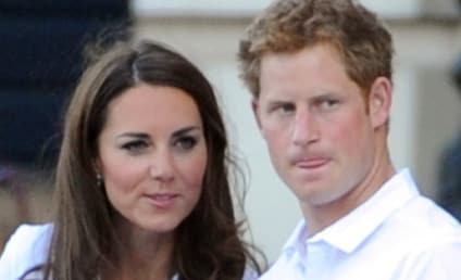 Kate Middleton and Prince William Attend Paralympics; What About Harry?