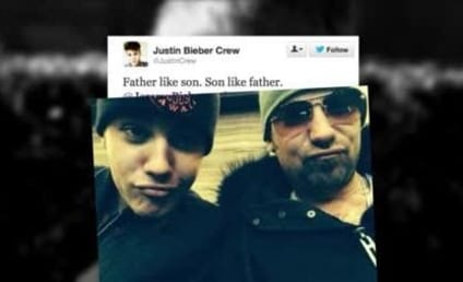 Jeremy Bieber, Father of Justin Bieber, Hangs Out with Troublemaker After He Gets Sprung