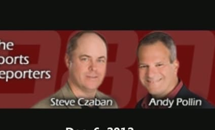 Steve Czaban and Andy Pollin, ESPN Radio Hosts, Suspended for Gabrielle Ludwig Ridicule