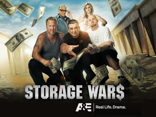 Storage Wars' wars are more like set-up arguments