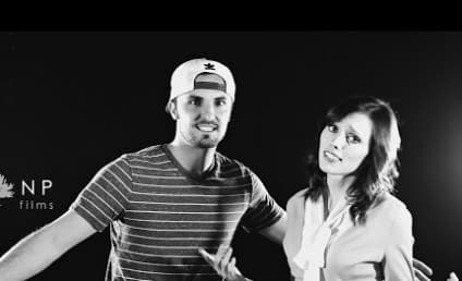 Utah Couple's Baby Announcement Welcomes New Arrival With Swagger!
