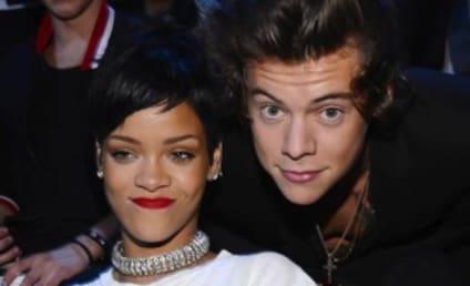 Harry Styles and Rihanna: Dating?!