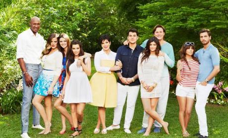 Kardashian Portrait