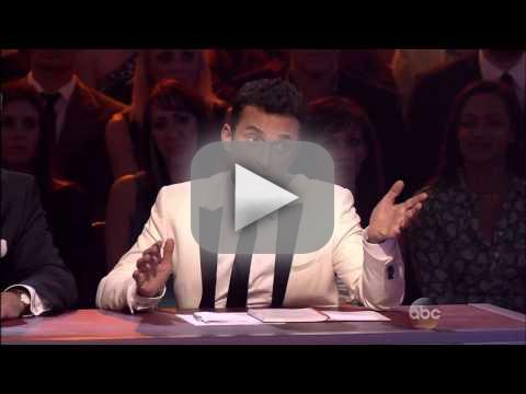 Sean Avery & Karina Smirnoff - DWTS Week 1