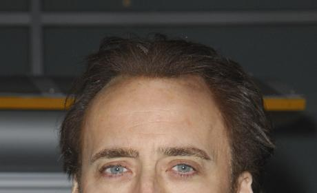 Nic Cage: Argumentative, WASTED at Tattoo Parlor Prior to Arrest