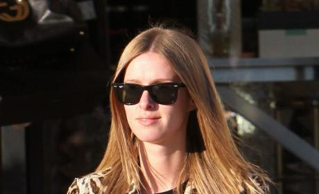 Nicky Hilton Shows Up Paris; Will Actually Do Something with Her Life