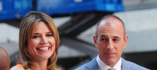 Will Matt Lauer Take a Pay Cut?