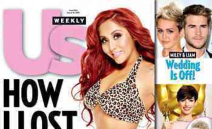 Snooki Loses 42 Pounds, Poses For Bikini Photo!