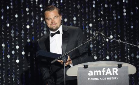 Leonardo DiCaprio Rents Out Home For Charity, Bring Your Black Light