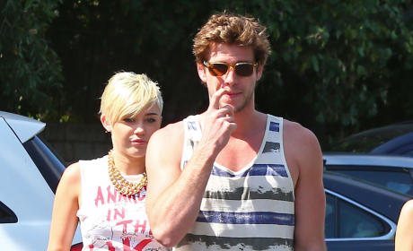 Miley Cyrus & Liam Hemsworth: Wedding Destination REVEALED!