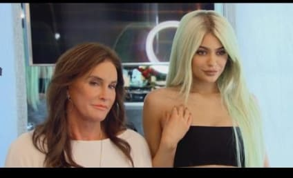 "Kylie Jenner Shows Caitlyn Jenner ""The Look"""