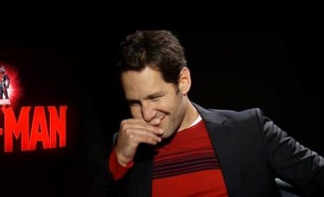 Paul Rudd Farts His Way Through Ant-Man Interview
