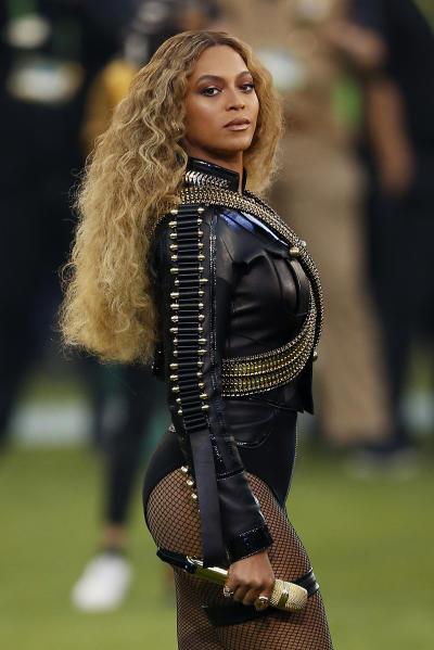 Beyonce: Pepsi Super Bowl 50 Halftime Show