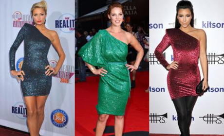Celebrity Fashion Farce-Off: Paris Hilton vs. Katherine Heigl vs. Kim Kardashian