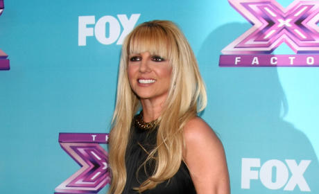 Britney Spears Quits X Factor, Citing Music Focus