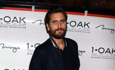 Scott Disick: Spotted on Date With Kourtney Kardashian AFTER Latest Bender!