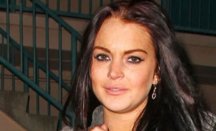 Jailed! Lindsay Lohan Sentenced to 90 Days For Probation Violation; Star Breaks Down in Tears