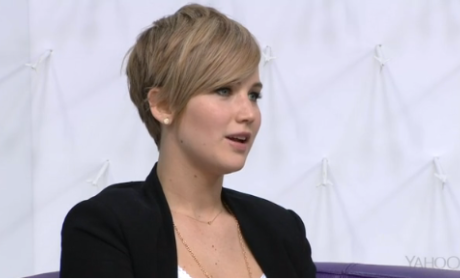 Jennifer Lawrence Slams Fashion Critics: Screw Those People!