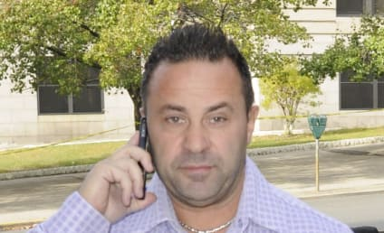 Joe Giudice: Caught Cheating on Teresa Giudice AGAIN!