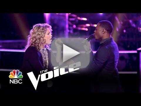 "Dani Moz vs. DeShawn Washington: ""My Kind of Love"" (The Voice)"