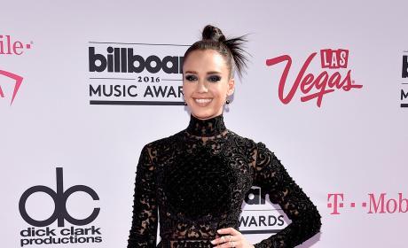 Jessica Alba at the Billboard Music Awards