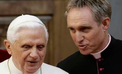 Pope Benedict Gay? Georg Gaenswein Relationship Sparks Rumors in Vatican