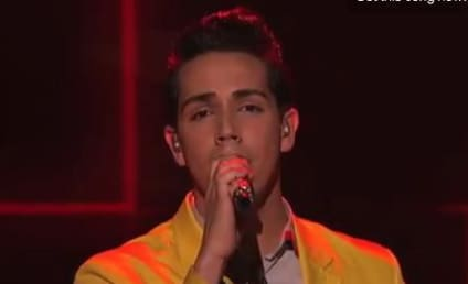 Lazaro Arbos Tears Up in Response to Disastrous American Idol Audition