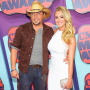 Jason Aldean and Brittany Kerr Photo