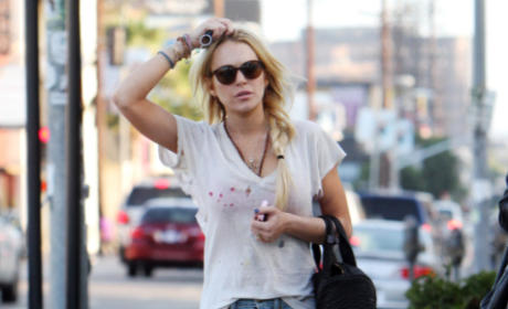 Could Lindsay Lohan Spend a YEAR in Jail?