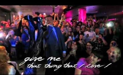 "Lady Gaga ""Applause"" Lyric Video: Straight Outta West Hollywood"