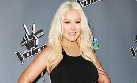 Christina Aguilera Thin