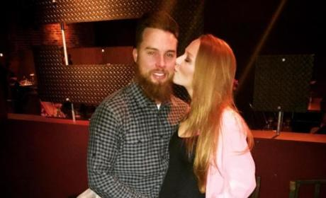 Maci Bookout Pregnancy Photo