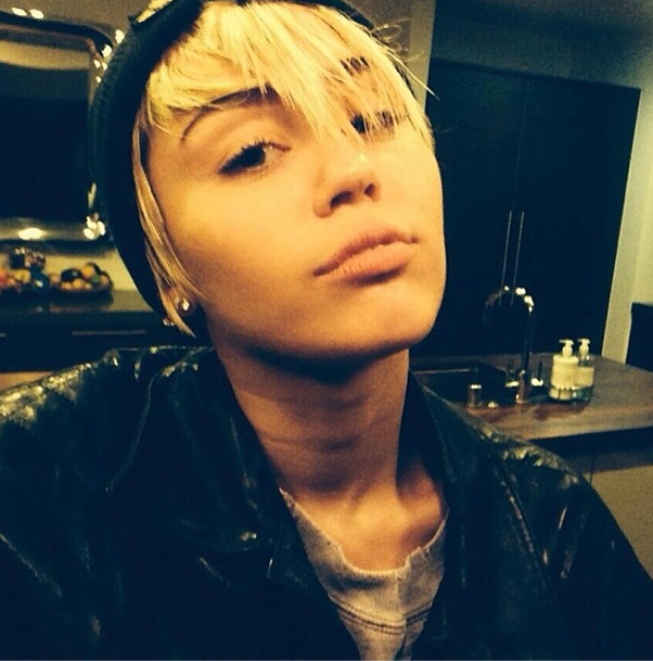 Miley Cyrus on Instagram
