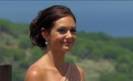Desiree Hartsock on The Bachelorette Proposal: Magical! Surreal! Life-Altering!
