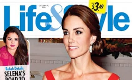 Kate Middleton: Pregnant! Gaunt! About to Be Queen!
