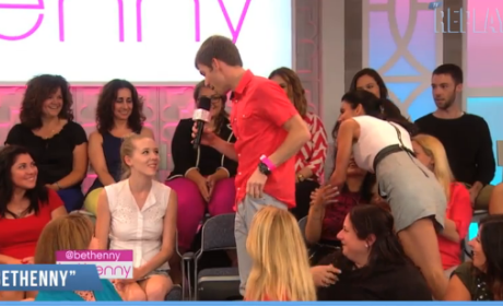 Couple Gets Engaged on Episode of Bethenny