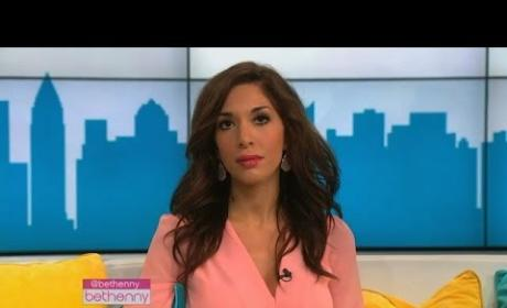 Farrah Abraham Beefs With Bethenny Audience Member: Watch Now!