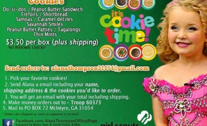 Honey Boo Boo Girl Scout Cookies Facebook Campaign: Shut Down!