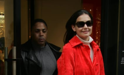 Attention, K-Mart Shoppers: Please Welcome Katie Holmes!