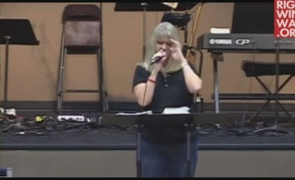 Pam Olsen, Rick Perry Campaign Co-Chair, on Natural Disasters: Just God Judging Gays!