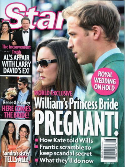 Kate Middleton Pregnant?