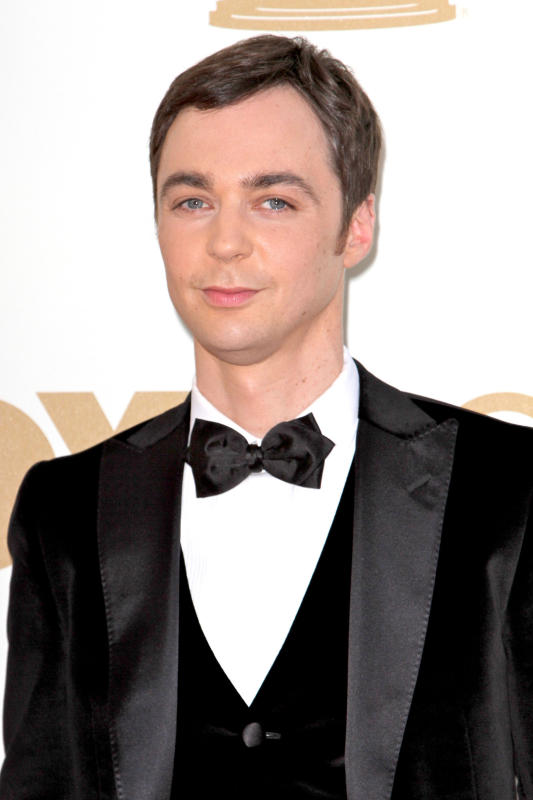 Jim parsons picture