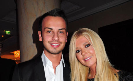 Julien Jarmoune Loses Wager, Gets Engaged to Tara Reid