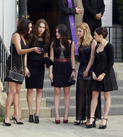 Pretty Little Liars Premiere Pic