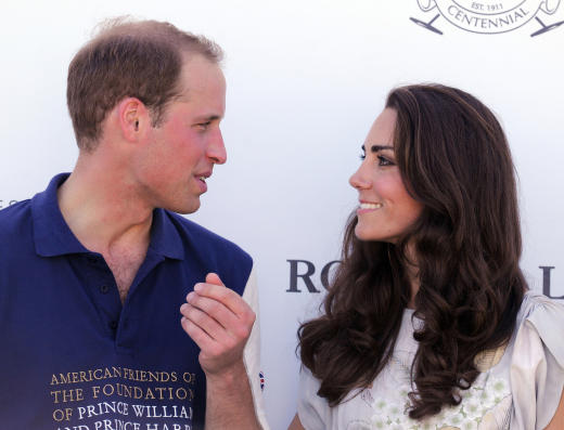 William, Kate Pic