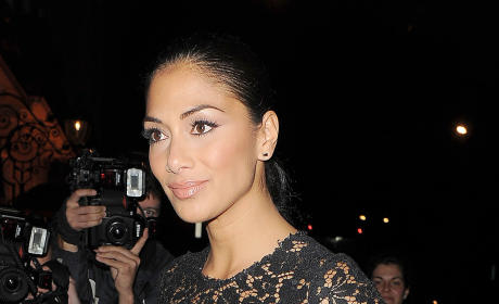 Nicole Scherzinger Not Digging Stripper Image