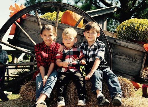 Jenelle Evans kids photo