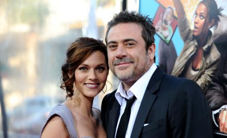 Hilarie Burton and Jeffrey Dean Morgan Photo